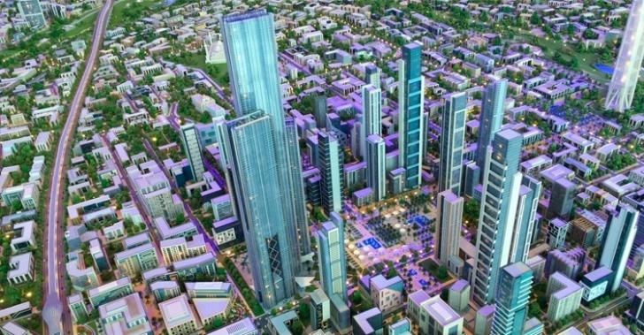 Egipto, El Cairo, ciudades, capital, arquitectura, inversión
