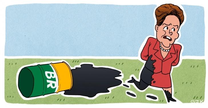 Brasil, Dilma Rousseff, Petrobras, corrupción, movilización ciudadana