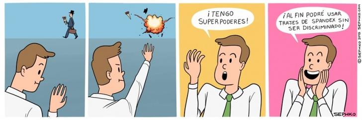 super, poder, explosión, traje, héroes, cómics, cine, spandex, discriminación