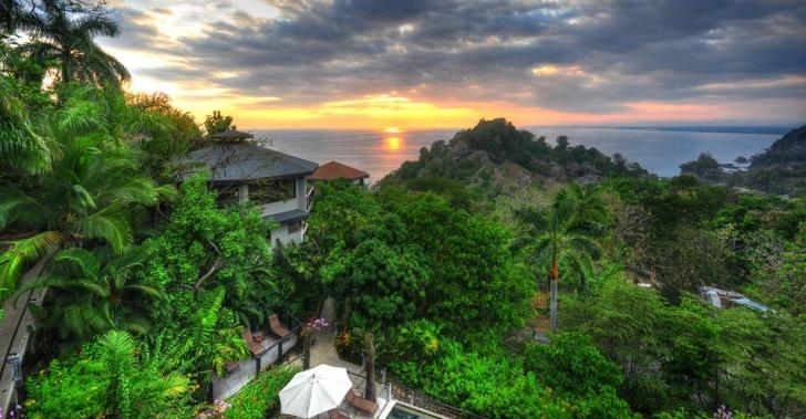 Costa Rica, energías renovables, medioambiente, ecología, central hidroeléctrica
