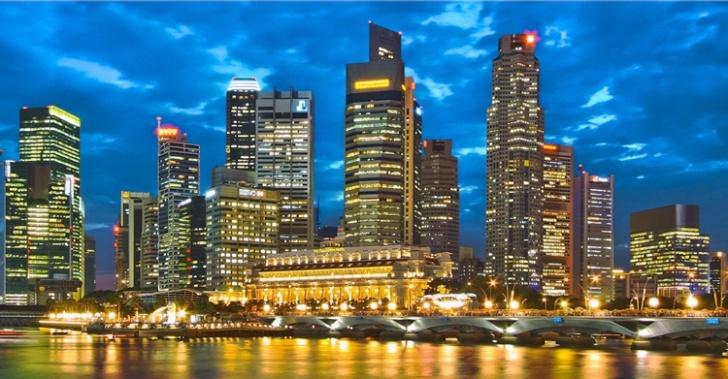 singapur, economía, desarrollo, asia, mundo