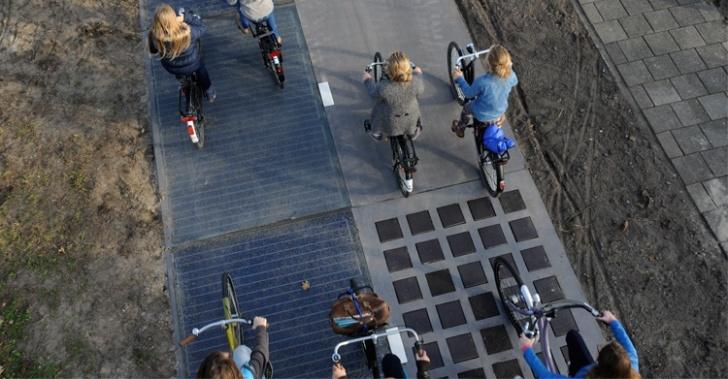 Image result for En Holanda buscan generar electricidad con el pedaleo de las bicicletas públicas