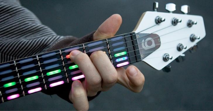 guitarras, música, smart, tecnología
