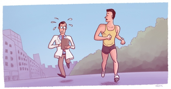 Maratón de Santiago, 42K, beneficios, correr, científicos, testimonios, corredores