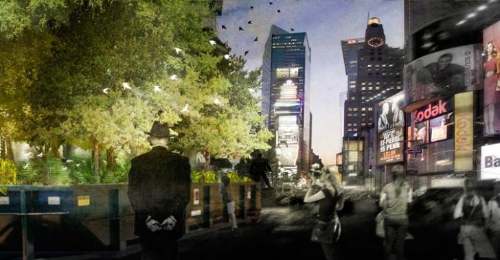 ecología, bosque, nueva york, arte, naturaleza, urbano, ciudad