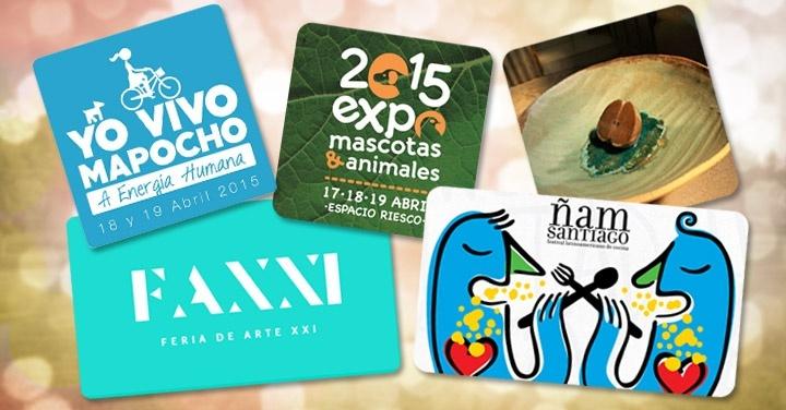 Panoramas, fin de semana, faxxi, ñam, santiago, mapocho pedaleable, mascotas