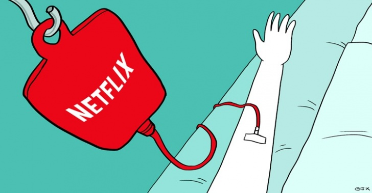 Hermes el Sabio, maratón, series, Netflix, capítulos