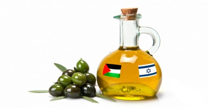 aceite, israel, palestina, paz, cooperación, medio oriente