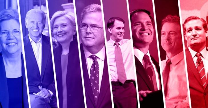 EE.UU, Estados Unidos, elecciones 2016, demócratas, republicanos, presidente