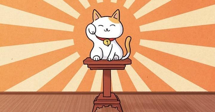 Moda japonesa, gatos, café de gatos, mascotas, cultura japonesa