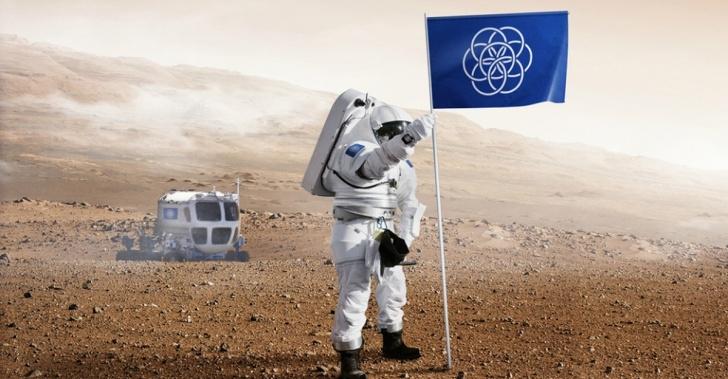 diseño, banderas, países, naciones, planeta, Tierra, mundo, unión, paz, fronteras, Marte, NASA, espacio, exploración espacial