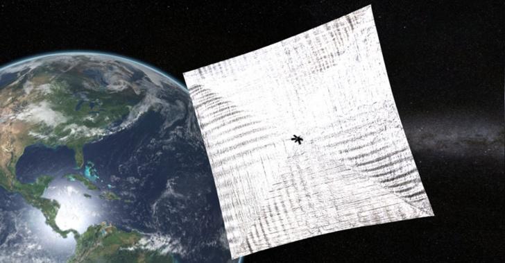 espacio, tecnología, NASA, crowdfunding