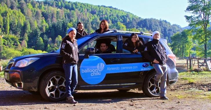 Balloon, asesorías, emprendimientos, Sebastián Salinas, Chile, México, Argentina, Kenia