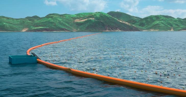 contaminación, medioambiente, plástico, océanos, mar, Boyan Slat, The Ocean Cleanup