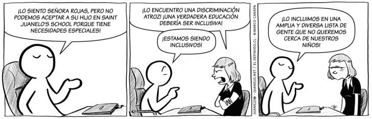educación, inclusión, discriminación, necesidades especiales, discapacidad, trastornos, niños, colegios, escuelas