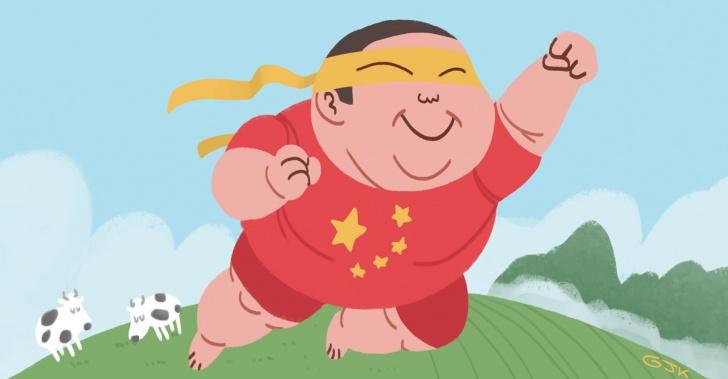 China, sobrepeso, niños, plan, nueva forma de comer, medidas, sobrepeso, gobierno, medioambiente