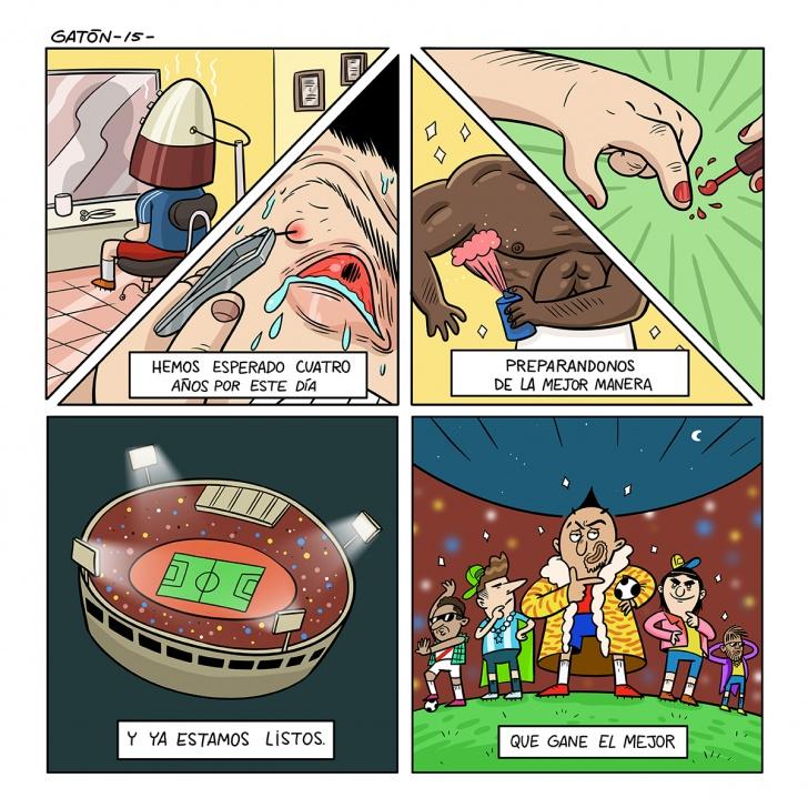 fútbol, Cop, América, Chile, jugadores, Belleza