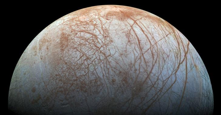 NASA, universo, ciencia, astronomía, espacio, Júpiter, luna, satélite, Europa, vida