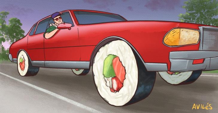 Goodyear, neumáticos, arroz, sustentable, combustible, ahorro, sílice