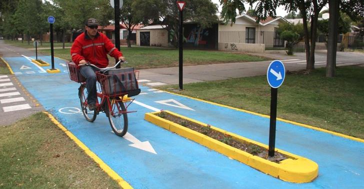 ciclovías, bicicletas, medioambiente, paseos, peatones, Rancagua, Alcalde, urbanismo, ciclistas