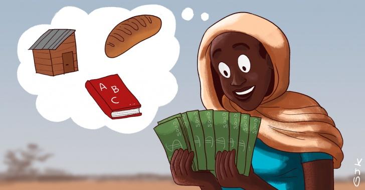 caridad, efectividad, givedirectly, África, líderes, ONG
