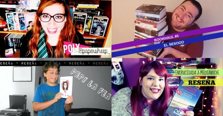libros, lectura, YouTube, booktubers, crítica literaria, bibliotecas