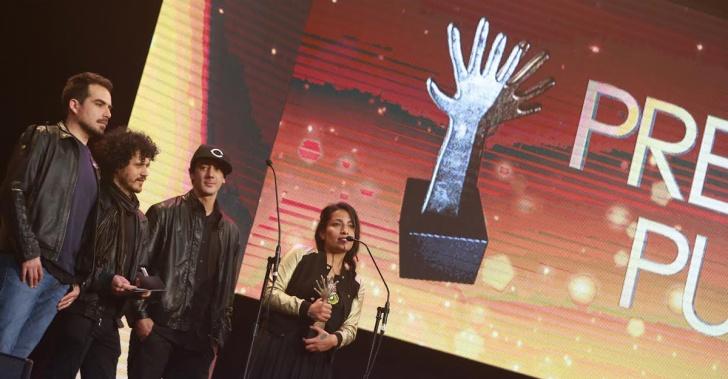 Premios Pulsar, música chilena, SCD, Ana Tijoux, artistas