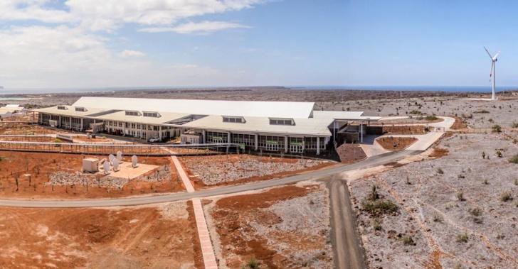 aeropuerto, ecológico, Ecuador, sustentable, operativo, energía