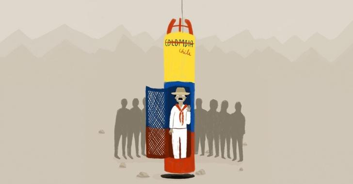 Película, Los 33, mineros, Hollywood, Colombia, locación, ley de cine