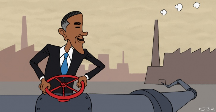 Barack Obama, emisiones, EEUU, plan energético, 2030