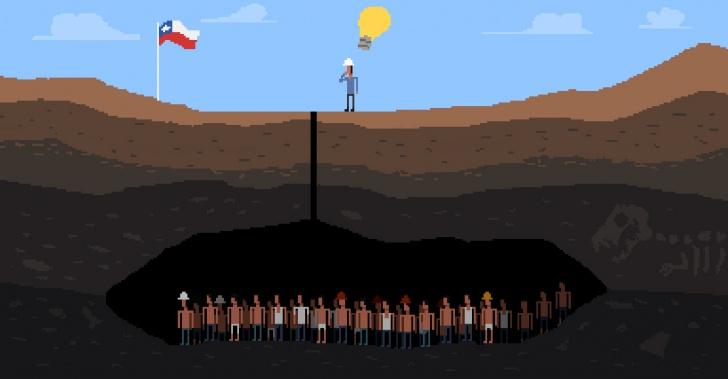 inventos, mineros, rescate, 33, tensión creativa, casos de éxito, Chile
