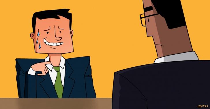 trabajo, entrevistas, errores, empleados, jefes, relaciones laborales