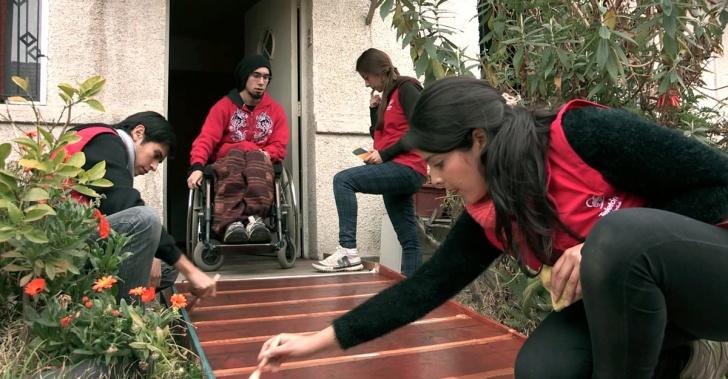 discapacidad, Teletón, Programa Abre, accesibilidad