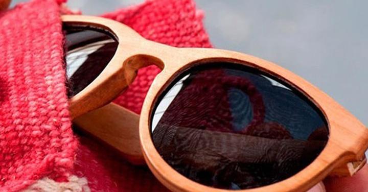 696d068a50 Karün: Hacer anteojos de lujo del árbol caído