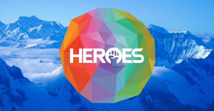 cumbre, Chile, emprendedores, niños, jóvenes, héroes