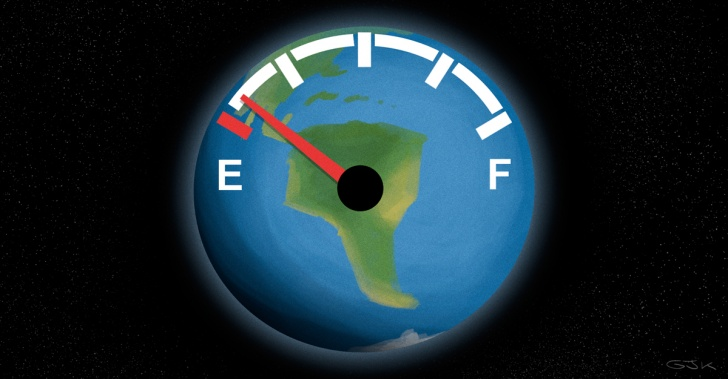 Planeta, tierra, Chile, Planeta Vivo, estudio, recursos, escasos, consumo