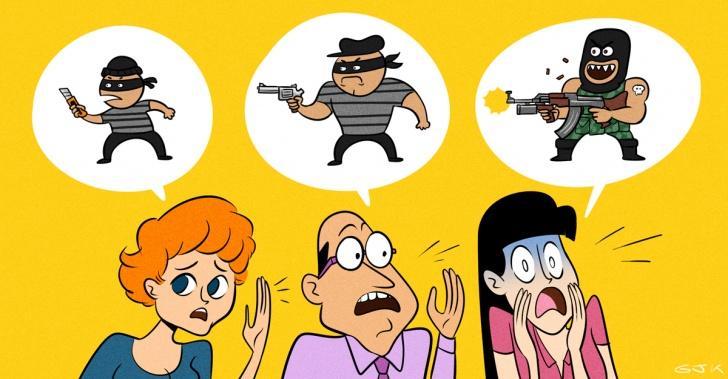 delincuencia, Chile, información, redes sociales, Facebook, Whatsapp, responsabilidad, viralización