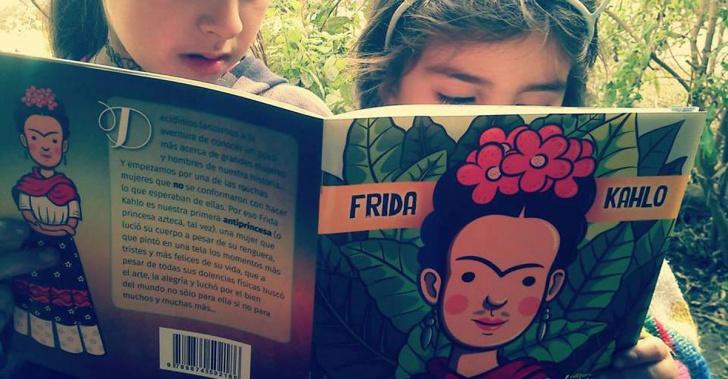 Literatura, educación, lectura, libros, niños, princesas, estereotipos, machismo