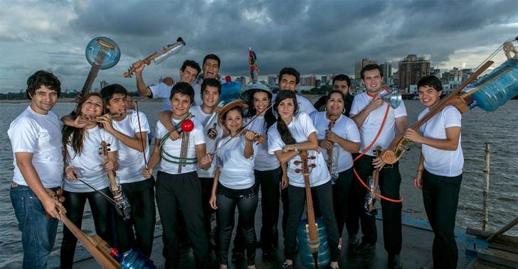 música, Paraguay, emprendimiento, social, comunidad