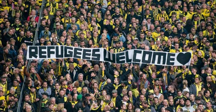 refugiados, Europa, iniciativas, Siria, Alemania