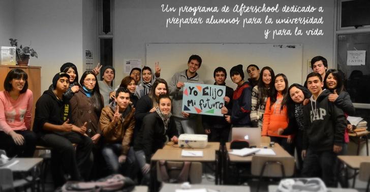 Educación, after school, preuniversitario