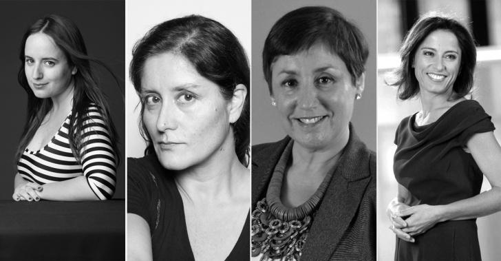 Mujeres, medios, televisión, cine, Chile, sexismo, género, oportunidades, esfuerzo, condiciones, opinión