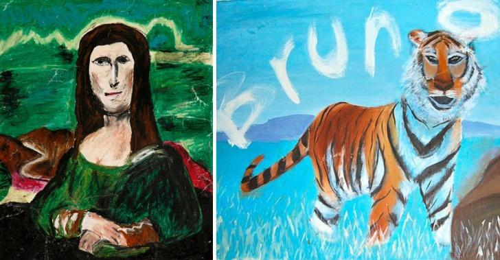 arte, amateur, museo mal arte, arte malo, bad art, MOBA, museos, galerías, pinturas, cuadros, talento