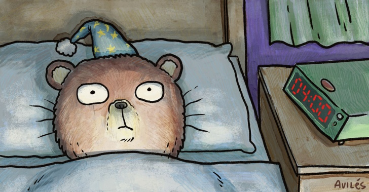 insomnio, dormir, consejos, freak, curioso,
