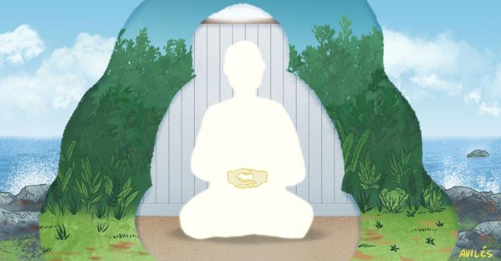 Zendo, Tunquén, meditación, experiencia, aprendizaje, cuerpo, alma, budismo, ejercicios