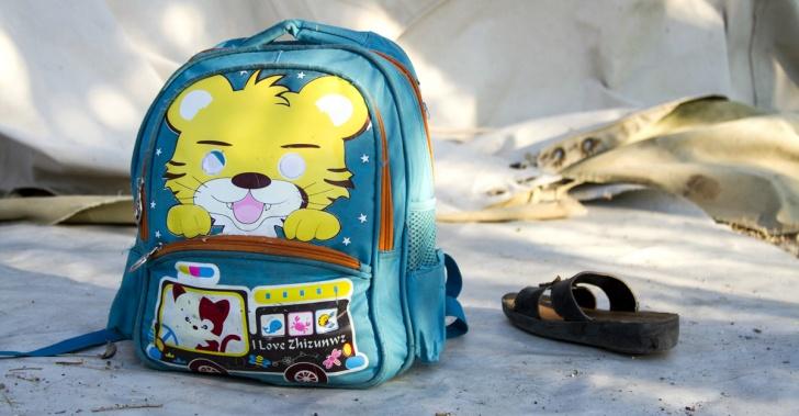 refugiados, mochila, fotografía, ong, Siria