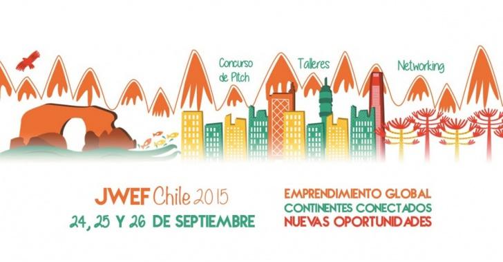 Emprendimiento, jóvenes, universidades, concurso, Chile, JWEF
