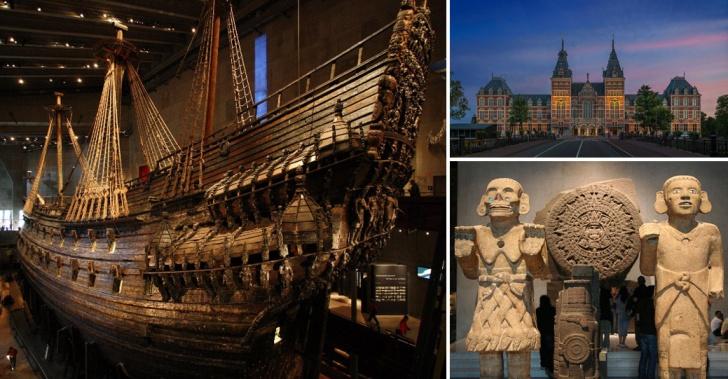 museos, viajes, mundo, arte, cultura, ranking, selección