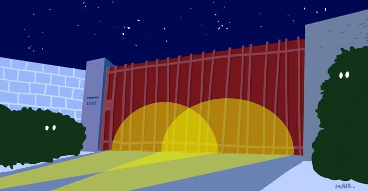 Portonazo, Chile, sistema, medidas, robo, autos, delincuencia