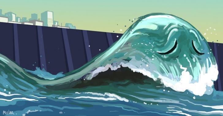 maremoto, tsunami, emergencias, diseño, arquitectura, Iquique